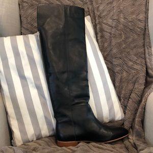 Loeffler RANDALL zip-up riding boot.
